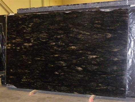 kozmus silver granite slab sold by milestone marble size