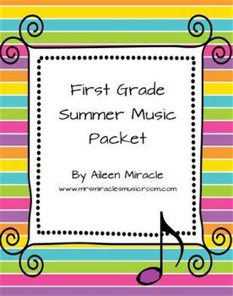 First Grade, Music And Summer On Pinterest