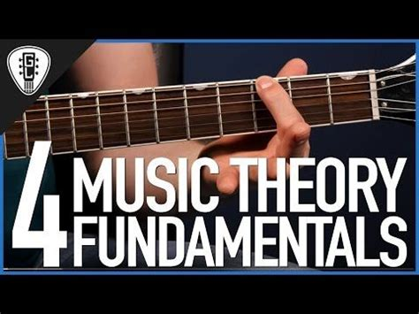 Enhanced offline versions of our animated lessons. Learn the 4 music theory fundamentals. This guitar lesson will show you the most important music ...