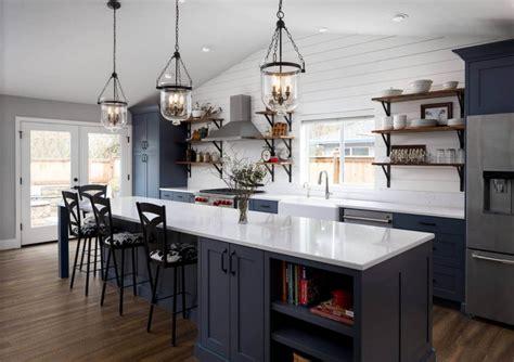 distinct ideas  modernize  farmhouse kitchen