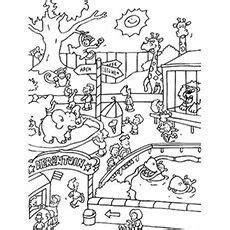 top   printable zoo coloring pages  scenario