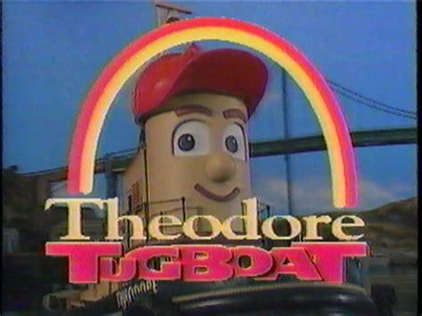 Tugboat Tv Show whatever happened to theodore tugboat