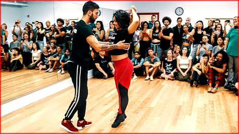 fantastic brazilian zouk dance  thayna trovick leo