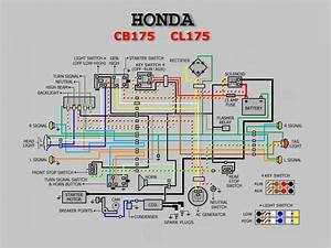 1969 Cb175 Wiring Diagram Usa