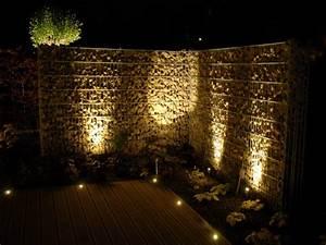 Beleuchtung Für Den Garten : beleuchtung gartenmauer ~ Sanjose-hotels-ca.com Haus und Dekorationen