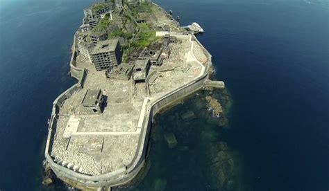 Mitsubishi Island by Gunkanjima Island What To See In This Ghost Island