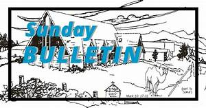 Bulletin - Sunday, October 14, 2018 | St. Peter's Anglican ...