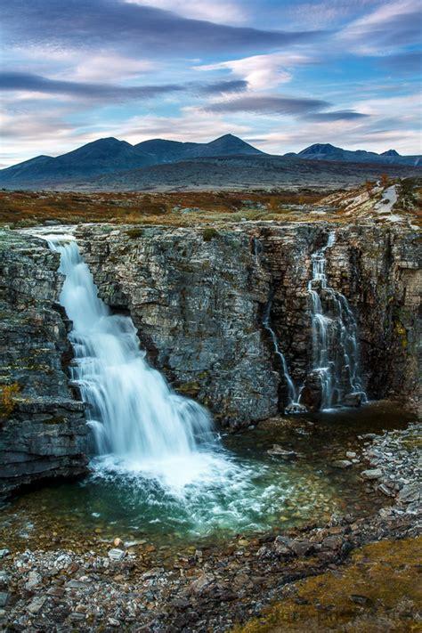 wasserfall  norwegen forum fuer naturfotografen