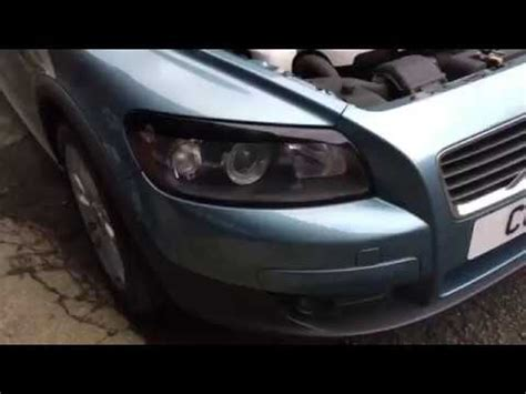 seconds   remove headlight  volvo