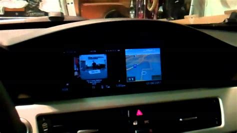 bmw  video integration  iphone youtube