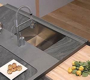 Plan De Travail Ardoise : plans de travail pour cuisine quip e ~ Preciouscoupons.com Idées de Décoration