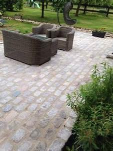 pose de sols en beton imprime paviart le specialiste With ordinary pierre pour allee de jardin 13 terrasse en beton cire