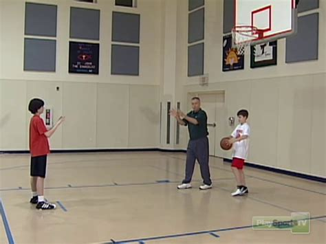 basketball passing chest pass drill basketball drills