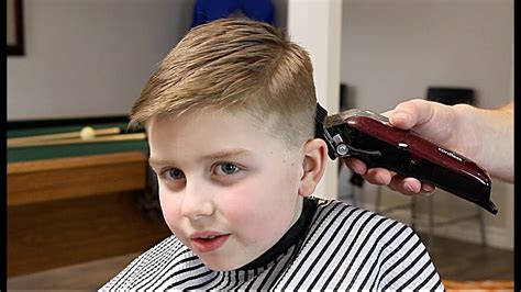 How To Cut Your Kids Hair For