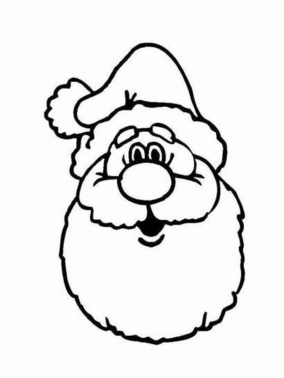 Santa Coloring Ho Claus Classic Christmas Laugh