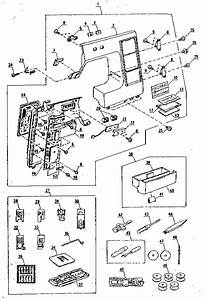 Kenmore 3851960180 Electronic Sewing Machine Parts