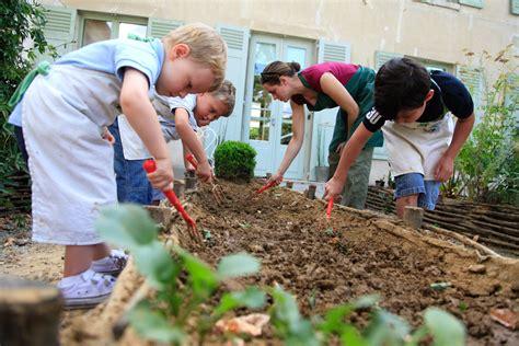 atelier de jardinage pour enfants jardin d acclimatation