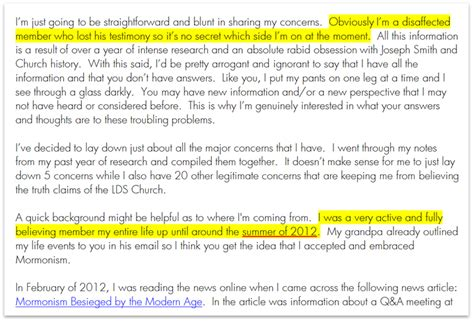 letter to ces director mormon ces letter how to format cover letter 29383
