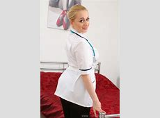 Emma Rachel Busty Hot Nurse Exposed