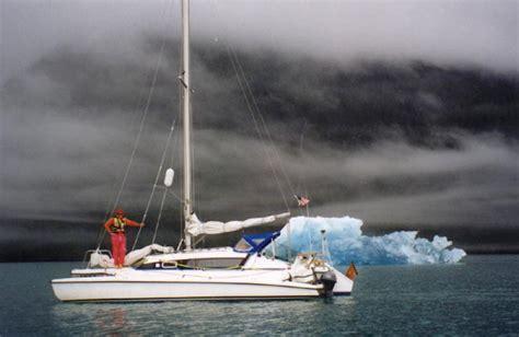 Trimaran Inside Passage by Joe S Telstar Alaska Cruise