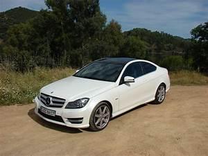 Mercedes Classe C Blanche : mercedes classe c coup 2011 2015 topic officiel page 15 classe c mercedes forum ~ Gottalentnigeria.com Avis de Voitures