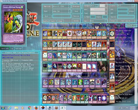 Jaden Yuki Deck List by Gx Era Decks On Yugiohdecks Deviantart