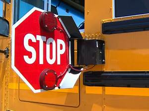 School Bus Stop Arm Cameras Up & Running « CBS Dallas ...