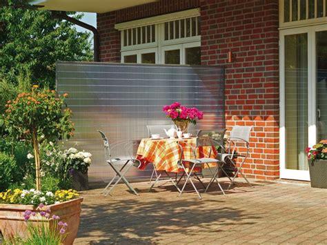 Sichtschutz Garten Pvc by Sichtschutzzaun Kunststoff Aus Pvc Sichtschutzmatten