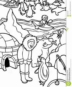 Free esquimau coloring pages