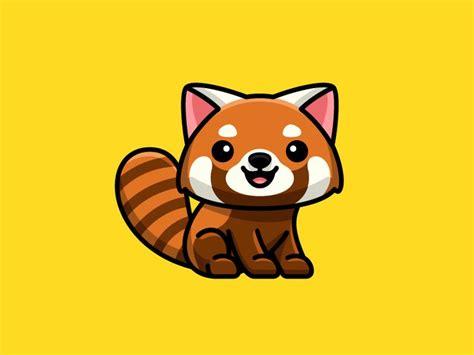 red panda   red panda red panda cartoon panda