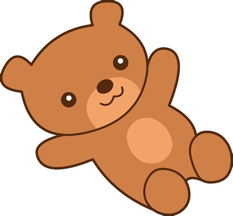 Teddy Clipart Brown Teddy Clipart Free Clip