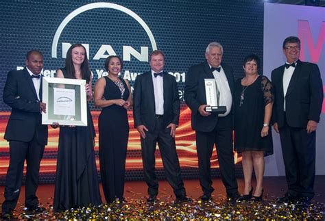 Welcome to the driver's seat. MAN Dealer of the Year 2015 - Ermelo Truck & Bus | MAN Truck South Africa