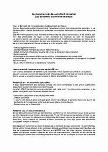 Document A Conserver : associations les documents a conserver ~ Gottalentnigeria.com Avis de Voitures