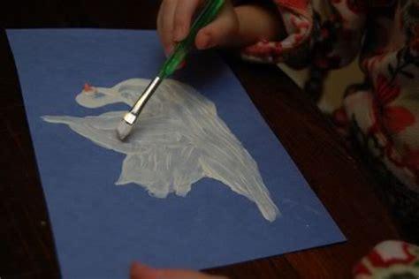 peace dove handprints  child fun