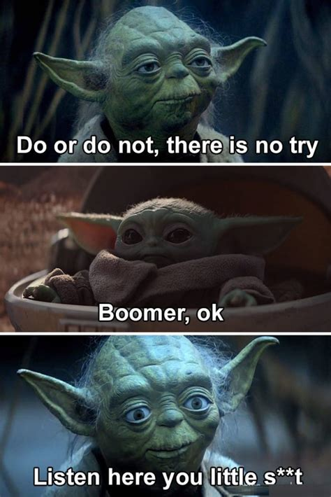 baby yoda memes   save    dark side