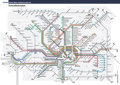 frankfurt metro map travelsfinderscom