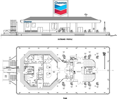 Marine Fuel Tank Dimensions by Chevron Legacy A State Of The Marine Fuel Station For