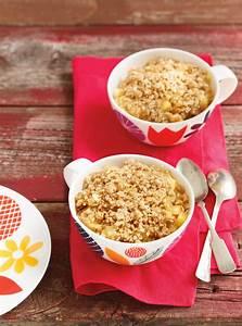 Cuisine Au Micro Onde : croustade aux pommes dans une tasse au micro ondes ricardo ~ Nature-et-papiers.com Idées de Décoration