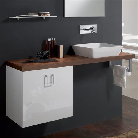 bathroom vanity with sink and faucet veneered walnut high end bathroom sink vanity stand