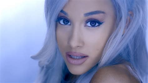 beauty moments  ariana grandes  focus  video glamour