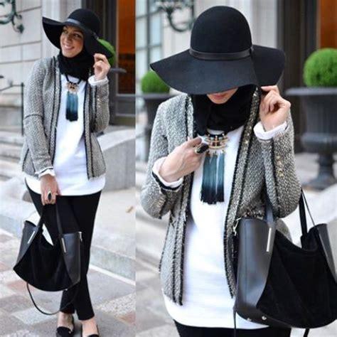 hijab trends   street  trendy girls