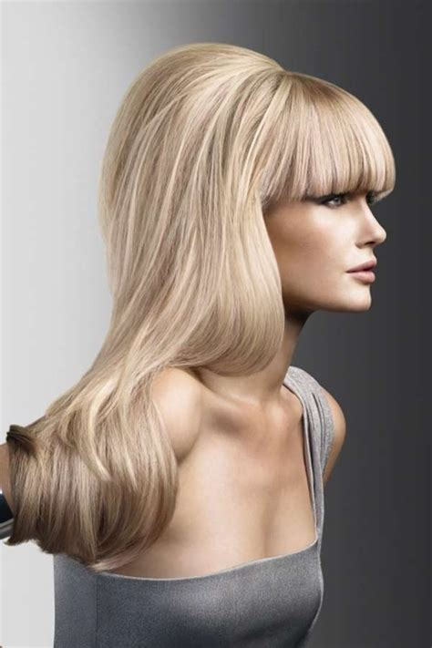 spring 2012 long hairstyle ideas