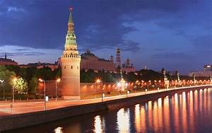 Moskva Kreml Bashnya Reka 13703 3840x2400