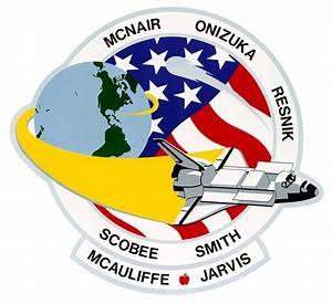 Christa McAuliffe NASA Badge - Pics about space