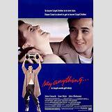 Say Anything Movie Poster | 750 x 1125 jpeg 145kB