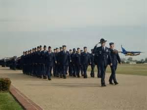 Air Force Basic Training Lackland AFB
