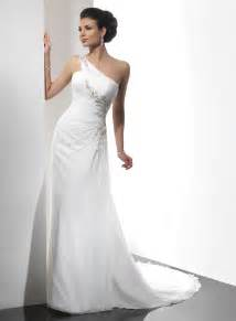 where to buy bridesmaid dresses wedding dresses with one sleeve pictures ideas guide to buying stylish wedding dresses