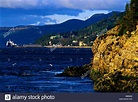 Pointe-au-Pic Malbaie, Charlevoix, Quebec Stock Photo - Alamy