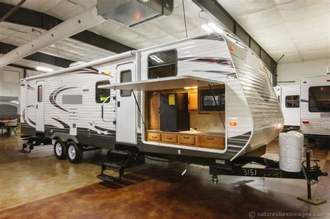 New Fbss Bunkhouse Travel Trailer Camper With Bunks