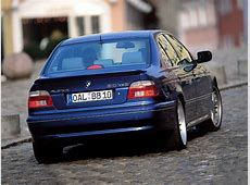 20 years of the BMW E39 ALPINA B10 V8 Anniversary in Buchloe